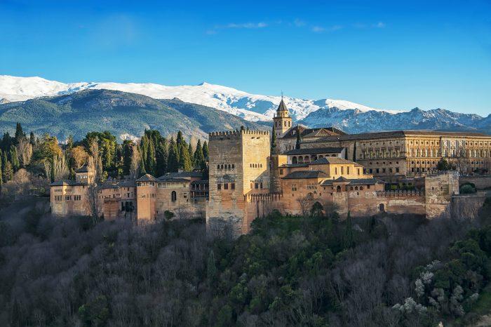 Alhambra: Tour con guía oficial en grupo Select