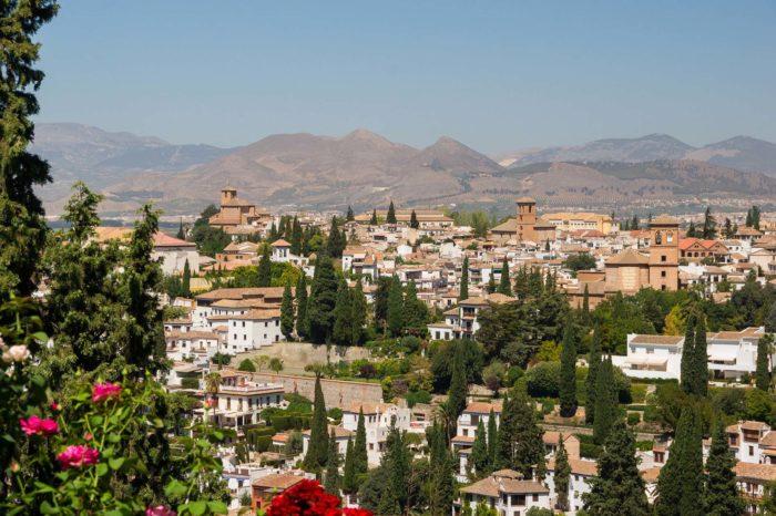 Doubloons d'Or: Alhambra et Albaicin et leurs maisons mauresques du groupe Level