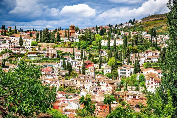 L'Alhambra et les maisons mauresques d'Albaicín: Visite privée level.